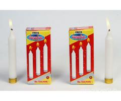 CANDLES-PILLAR CANDLES-TEALIGHT CANDLES MANUFACTURER INDIAN WAX INDUSTRIES