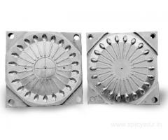 R D Plastic Spoon Mould Manufacturer