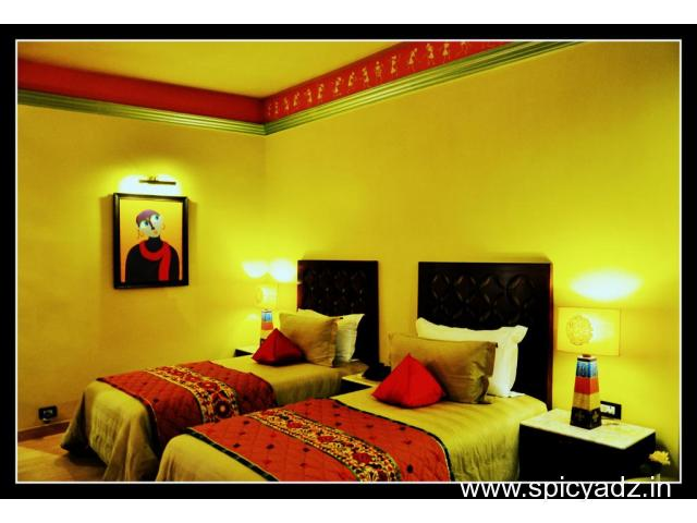 Get Justa Rajputana in,Udaipur with Class Accommodation. - 1