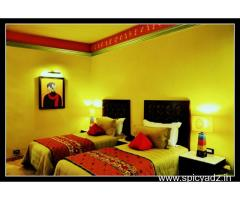 Get Justa Rajputana in,Udaipur with Class Accommodation.