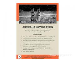 Apply for Australia Immigration with Sanctum Consulting