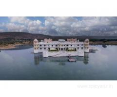 Get Lake Nahargarh Palace-A Justa Resort in,Chittaurgarh with Class Accommodation.