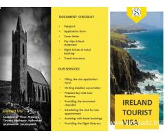 Apply for Ireland Tourist Visa