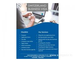 Approach Sanctum for Switzerland Business Visa