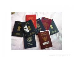 REAL /FAKE Travel and Identity Documents Worldwide ,Passport, Visa,   Resident Permit