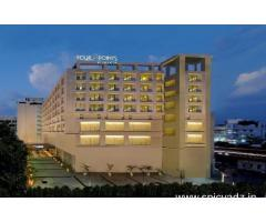 Get Four Points by Sheraton Jaipur in,Jaipur with Class Accommodation.