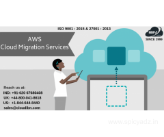 AWS Cloud Migration Services In Pune