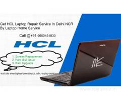 HCL Laptop Repair Home Service In Delhi NCR Only Rs.250