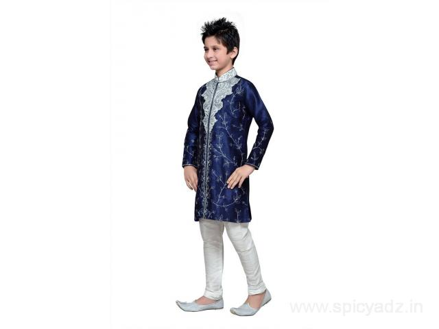 Kurta pajama for boys at Mirraw with up to 50% Off