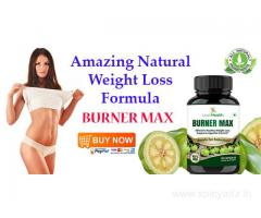 Burn Your Extra Body Fat With Burner Max