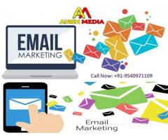 Contact Ansh Media to Get Bulk Email Service in Delhi