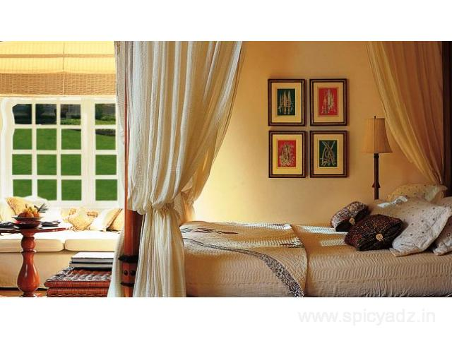 Get The Oberoi Rajvilas in,Jaipur with Class Accommodation.