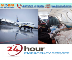 Hire Global Air Ambulance in Bokaro which is Assisting to Remarkable Medical Aid