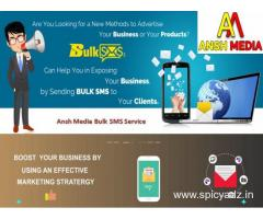Bulk SMS Service in Delhi at an Economic Cost by Ansh Media