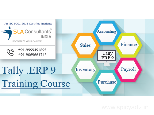Best Tally Course in Delhi | Tally Institute in Delhi