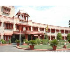 Get Hotel Jaipur Ashok in,Jaipur with Class Accommodation.