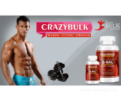 Crazy Bulk Dbal: Best legal Steroids for sale