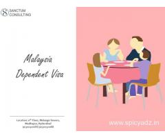 Apply for Malaysia Dependent Visa