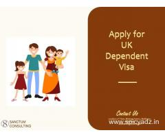 Avail our UK Dependent Visa Services