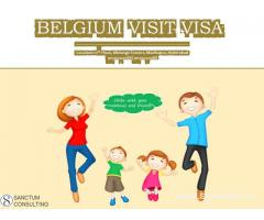 Apply for Belgium Visitor Visa – Offers Available