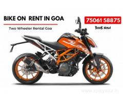Rental Bike | Bike Rental Goa