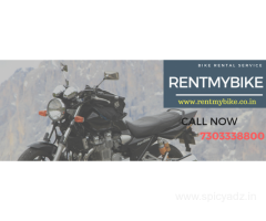 Bike Hire in Hyderabad