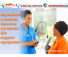 Expert medical dispatcher's team are very responsible by Vedanta in Chennai