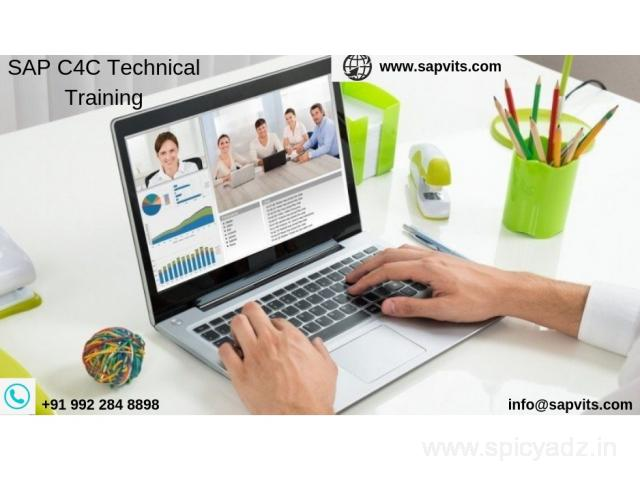 What is c4c in SAP |   SAP Cloud For Customer Technical training in Pune