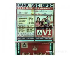 IBPS Coaching in Ahmedabad, GPSC Coaching Ahmedabad & SSC Coaching in Ahmedabad - Vinit Institut