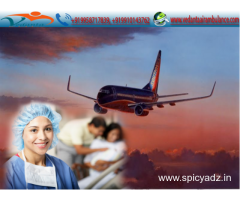 Medical Specialist available by Vedanta Air Ambulance in Bhopal
