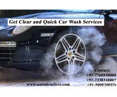 Best Car Wash and Detailing Services at Autodetailerz, HSR Layout, Bangalore