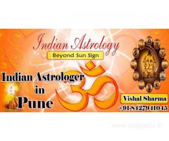 Pandit Vishal Sharma Famous Indian Astrologer in Pune