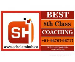 8th Class Coaching in Chandigarh