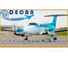 Decan Air Ambulance in Patna Arranges Everything