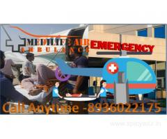 Medilife Air Ambulance in Delhi Delivers Utmost Requirements