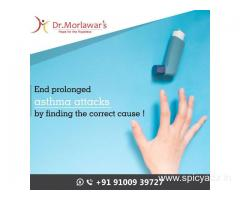 Is there any Permanent treatment for Asthma? How Homeopathy is helpful