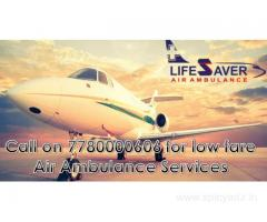 Gain Access to the Air Ambulance from Imphal by Lifesaver Air Ambulance