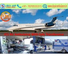 Take Low-Cost Air Ambulance in Bangalore by Sky Air Ambulance