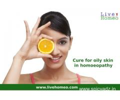 Cure for oily skin in homoeopathy
