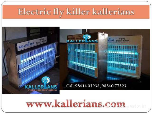 Electric Fly Killer Machine in chennai, Insect Killer -  kallerians