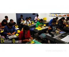 Dezine Quest NIFT Coaching in Varanasi with Advanced NIFT Training