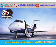 Quickly Rent Sky Air Ambulance Service in Chennai with Hi-tech Service