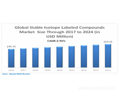 Global Stable Isotope Labeled Compounds Market