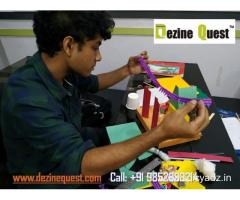 Dezine Quest NIFT Coaching in Lucknow with World's Best Mentors
