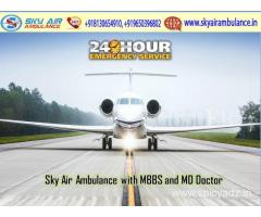 Use Commercial Air Ambulance Service in Mumbai with Healthcare Service