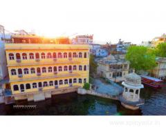 Get Hotel Roma palace in,Jaipur with Class Accommodation.