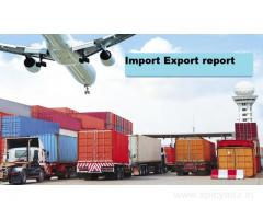 import export report: Relevant Source for Tracking Business Activities
