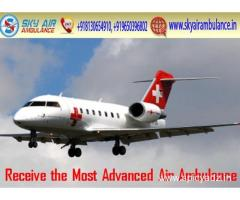 Utilize Sky Air Ambulance in Delhi with Emergency Medical Equipment
