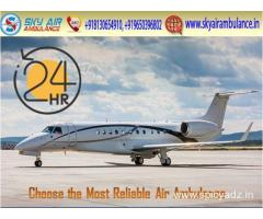 Utilize Air Ambulance in Bhubaneswar with no Extra Cost
