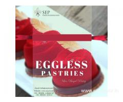 How to Make Eggless Cake | Eggless Baking - SEP